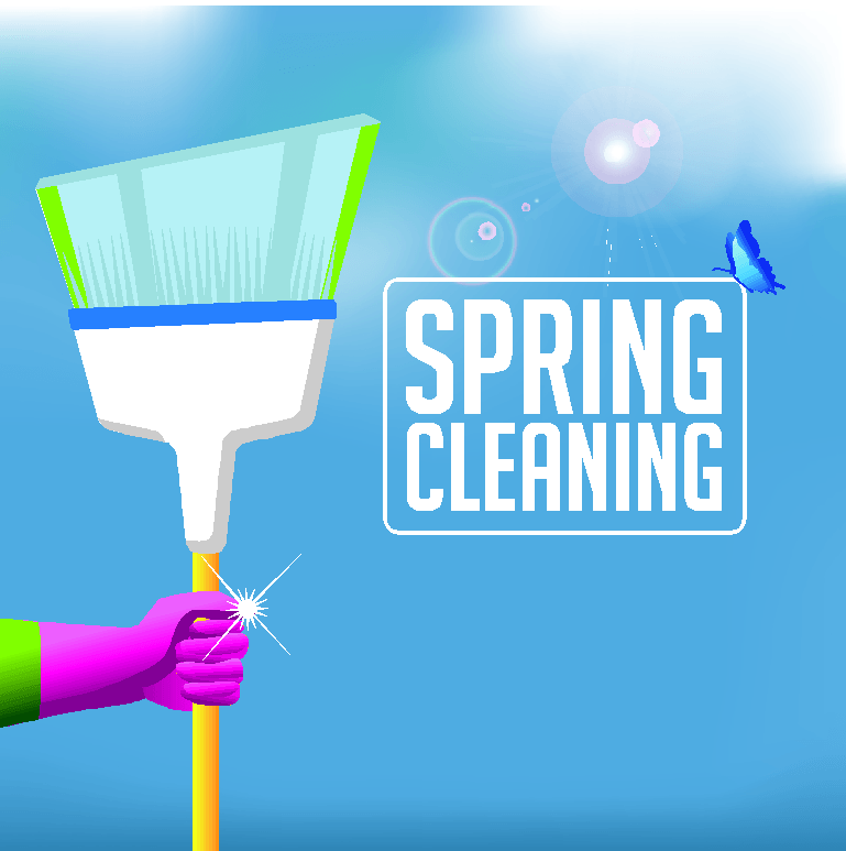 Your Spring Cleaning Checklist Michael Sikes Realtor
